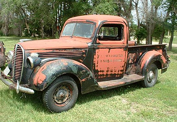 Automotive Restorations - Classic, Vintage, and Antique Trucks